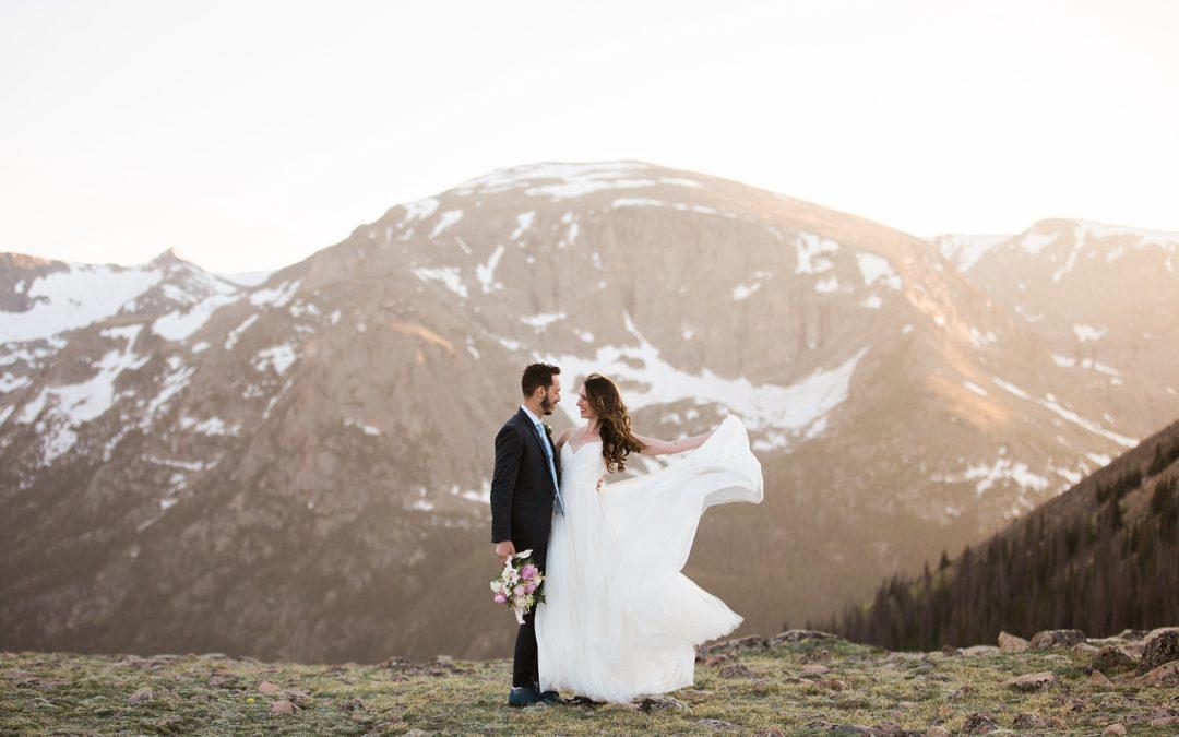 Svatba na horách – romantika pro odvážné