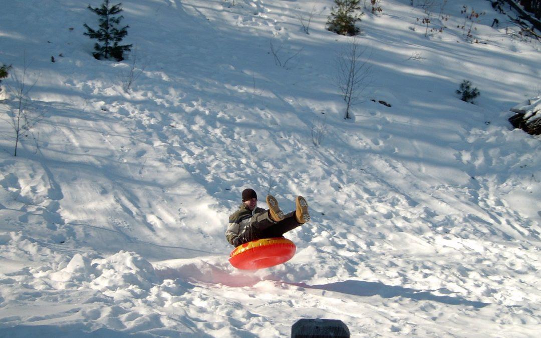 Snowtubing Krkonoše