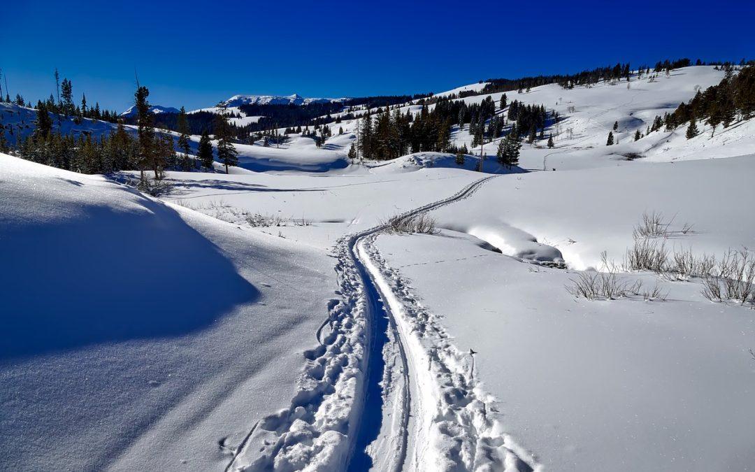 Běžkařské tratě Krkonoše